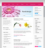 webdesign : information, plant, seed