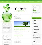 webdesign : organization, partner, foundation