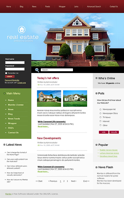 webdesign : Big, Screenshot 17952