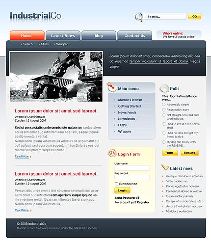 webdesign : Big, Screenshot 18075