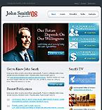 webdesign : Republican, structure, vo