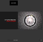 webdesign : security, health, testimonials