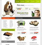 webdesign : veterinary, breed, cleanup