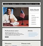webdesign : John, organization, debates