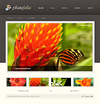 webdesign : personal, gallery, nature