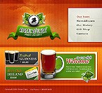 webdesign : mug, hop, offers