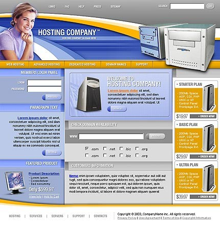 webdesign : Big, Screenshot 2047