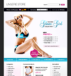 webdesign : shop, beauty, gifts