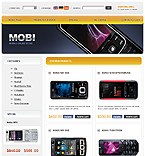 webdesign : mobile, cart, images