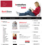 webdesign : book, shooping, books