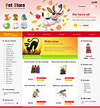 webdesign : pets, vet, medicine