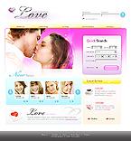 webdesign : dating, partners, husband