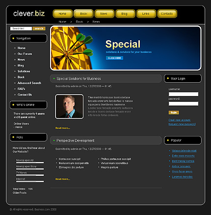 webdesign : Big, Screenshot 20316