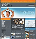 webdesign : fitness, information, health