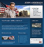 webdesign : political, campaign, platform