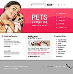 webdesign : veterinary, staff, collar