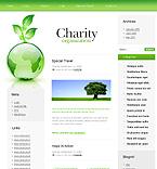 webdesign : blog, philanthropy, hope