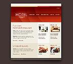webdesign : hotel, events, reservation