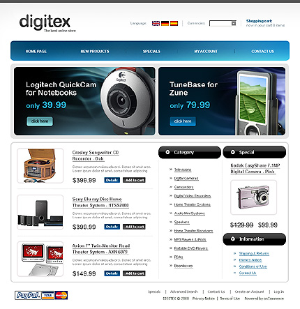 webdesign : Big, Screenshot 20867