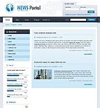 webdesign : portal, health, information