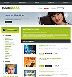 webdesign : book, buy, crime