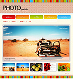webdesign : gallery, photographer, picture