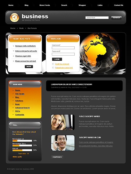 webdesign : Big, Screenshot 20988
