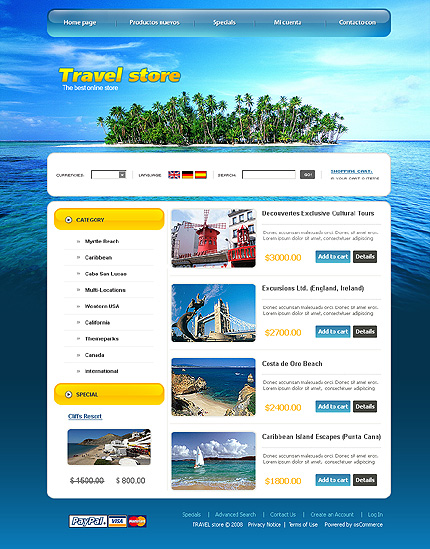 webdesign : Big, Screenshot 20995