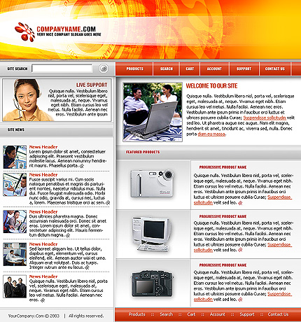 webdesign : Big, Screenshot 2111