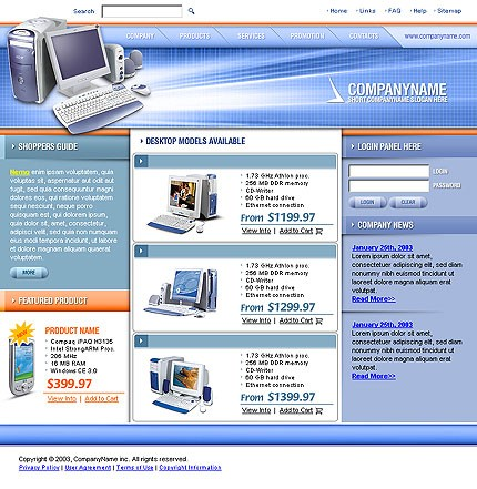 webdesign : Big, Screenshot 2115