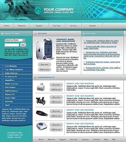 webdesign : Big, Screenshot 2117