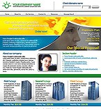 webdesign : services, workteam, server