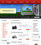 webdesign : installation, Canon, flash