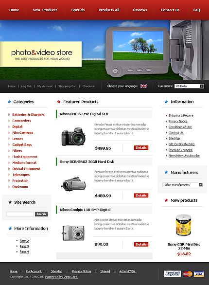 webdesign : Big, Screenshot 21000