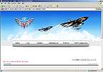 webdesign : forces, fighter, call-in