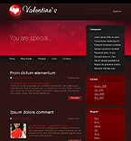 webdesign : candle, congratulation, collection