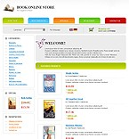 webdesign : store, best-sellers, adventure