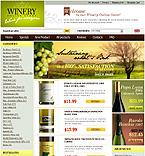 webdesign : grape, taste, Loaded