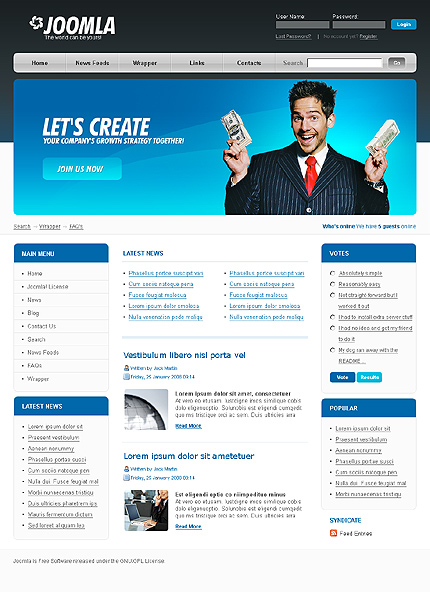 webdesign : Big, Screenshot 21726