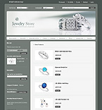 webdesign : rings, chain, pendant