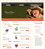 webdesign : flower, orchid, catalog