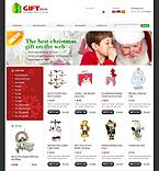 webdesign : shop, frames, congratulation