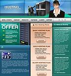 webdesign : server, center, web
