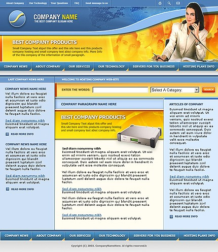 webdesign : Big, Screenshot 2273