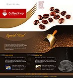 webdesign : Arabica, investor, export
