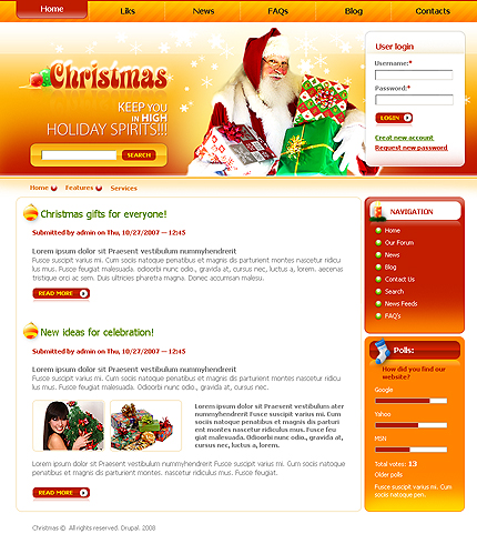 webdesign : Big, Screenshot 22029