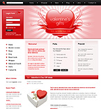 webdesign : valentine's, presents, gift