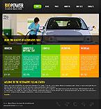 webdesign : alternative, station, fueling