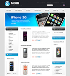 webdesign : mobi, shopping, savings