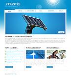 webdesign : solar, energy, environment